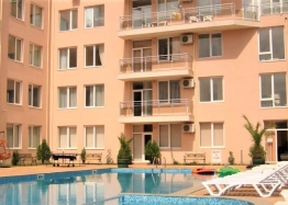 Меблированная трёхкомнатная квартира в комплексе Балкан Бриз 2. Фото 9