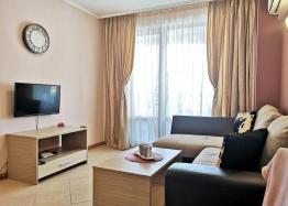Красивая двухкомнатная квартира в комплексе Роял Сан. Фото 11