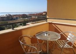 Продажа двухкомнатной квартиры в комплексе Меджик Дриймс с видом на море. Фото 11