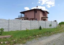 Новый двухэтажный дом на продажу в селе Дюлево. Фото 31