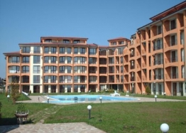 Двухкомнатная квартира с беседкой в комплексе Шато Ахелой 1. Фото 1