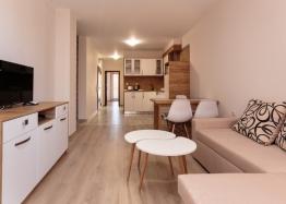 Новая двухкомнатная квартира в городе Поморие. Фото 1