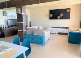 Просторный апартамент на первой линии в Солнечном Береге. Фото 2