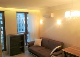 Двухкомнатная квартира в элитном комплексе Хармони 10. Фото 8