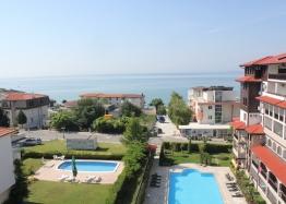 Апартамент в 100 м от пляжа с шикарным видом на море. Фото 1