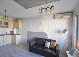 Современная квартира в 150 м от пляжа в Святом Власе. Фото 1