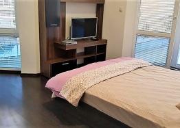 Трехкомнатная меблированная квартира в Солнечном Береге. Фото 4