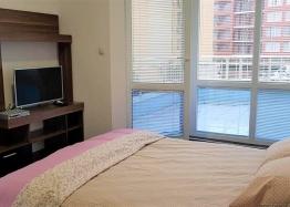 Трехкомнатная меблированная квартира в Солнечном Береге. Фото 8