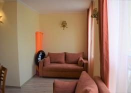 Двухкомнатная квартира в элитном комплексе на Солнечном берегу в Болгарии. Фото 4