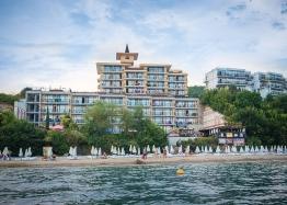 Квартира с видом на море в Цезарь Палас, Св. Влас. Фото 20
