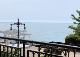 Квартира с видом на море в Цезарь Палас, Св. Влас. Фото 7