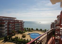 Отличная квартира с видом на море на первой линии. Фото 1