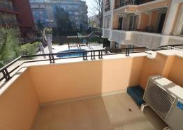 Двухкомнатная квартира на Солнечном Берегу в комплексе Афродита III. Фото 12