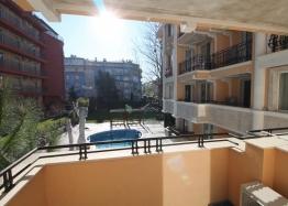 Двухкомнатная квартира на Солнечном Берегу в комплексе Афродита III. Фото 14