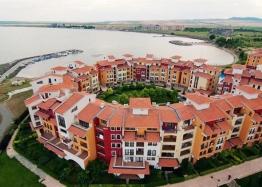 Большой апартамент в комплексе Марина Кейп, Ахелой. Фото 1