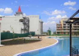 Уютная двухкомнатная квартира с красивым видом в отличном семейном комплексе. Фото 13