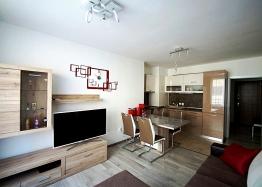 Купить квартиру в Бургасе с 2 спальнями недорого. Фото 1
