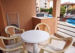 Трехкомнатная квартира в курорте Святой Влас. Фото 6