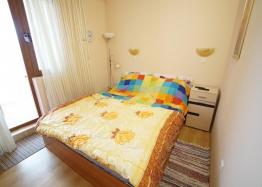 Большая двухкомнатная квартира в комплексе Амадеус 5 на Солнечном Берегу. Фото 4