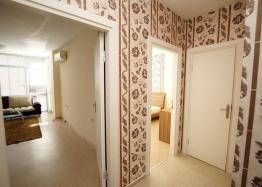 Квартира с одной спальней в комплексе близко к Несебру. Фото 11