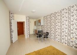 Квартира с одной спальней в комплексе близко к Несебру. Фото 5