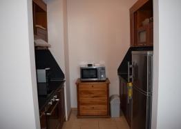 Квартира с двумя спальнями на первой линии в Сансет Резорт Поморие. Фото 12