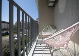 Новая студия с мебелью в Солнечном Береге. Фото 6
