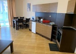Купить двухкомнатную квартиру в Святом Власе с видом на море. Фото 5
