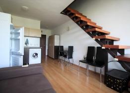 Двухуровневая квартира в современном комплексе. Фото 7