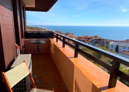 Двухкомнатная квартира в Святом Власе с видом на море. Фото 13