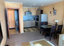 Двухкомнатная квартира в Святом Власе с видом на море. Фото 3