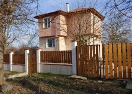 Новый двухэтажный дом в селе Дюлево. Фото 1