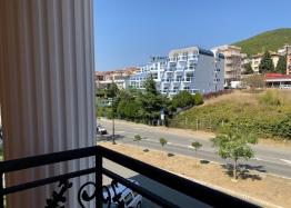 Трехкомнатная квартира с видом на море в новом элитном комплексе. Фото 11