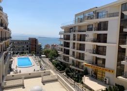 Трехкомнатная квартира с видом на море в новом элитном комплексе. Фото 26