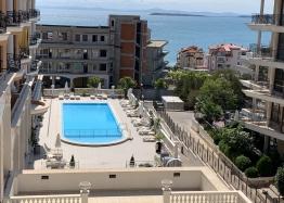 Трехкомнатная квартира с видом на море в новом элитном комплексе. Фото 28
