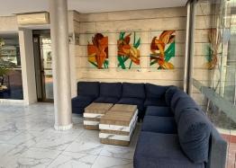 Двухкомнатная меблированная квартира с джакузи на Солнечном берегу. Фото 15