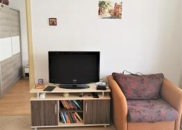 Уютная двухкомнатная квартира с красивым видом в отличном семейном комплексе. Фото 14