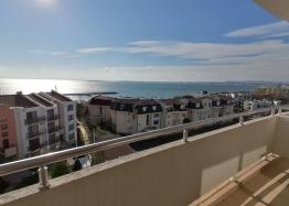 Двухкомнатный апартамент с видом на море в Святом Власе. Фото 15