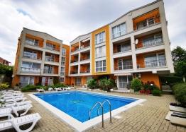 Двухкомнатная квартира в Созополе в комплексе Антик 5. Фото 4
