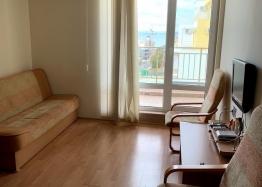 Двухкомнатная квартира с видом на море в комплексе Краун. Фото 2