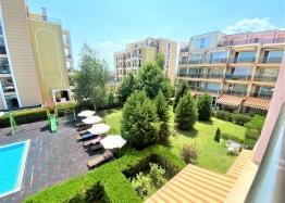 Квартира с видом на море в новом комплексе в Святом Власе. Фото 15