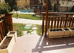 Двухкомнатная квартира на первой линии в Райском Саду. Фото 4