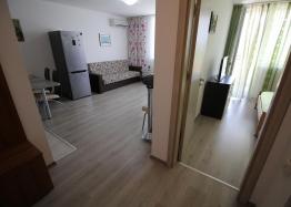 Двухкомнатная меблированная квартира в Бяле с видом на море. Фото 7