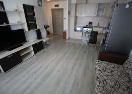 Двухкомнатная меблированная квартира в Бяле с видом на море. Фото 2