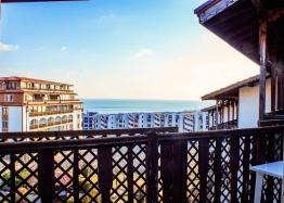 Отличная квартира у моря в курорте Святой Влас. Фото 5