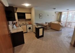 Двухкомнатная квартира в 50 м от пляжа в Солнечном Береге. Фото 2