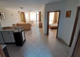 Двухкомнатная квартира в 50 м от пляжа в Солнечном Береге. Фото 3