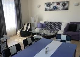 Красивая трехкомнатная квартира в отличном комплексе. Фото 9
