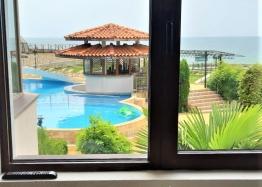 Шикарная квартира с фронтальным видом на море на первой линии. Фото 5
