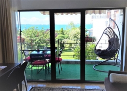 Шикарная квартира с фронтальным видом на море на первой линии. Фото 13